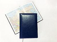 Ежедневник Nebraska недатированный, формат A5 Цвет: светло-синий