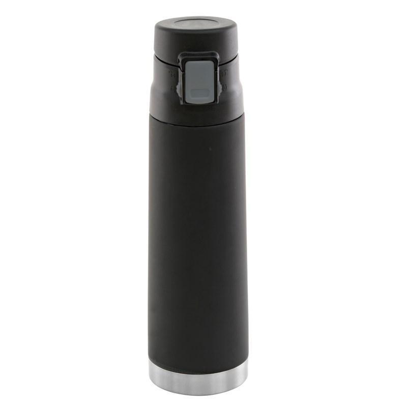 Термос ROBUSTA, ёмкость 0,5 л, цвет черный