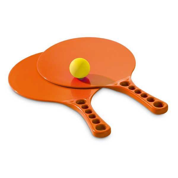 Пляжные ракетки, оранжевый