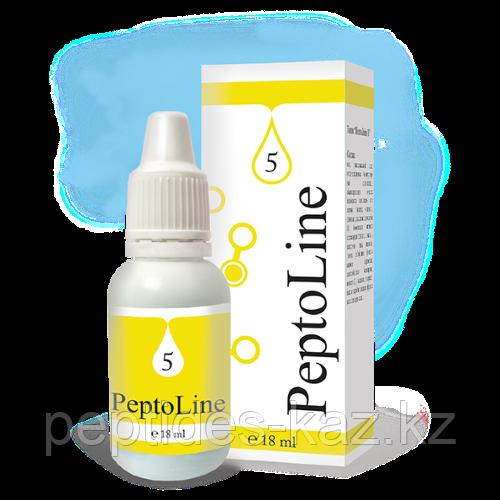 PeptoLine 5 для иммунной системы, пептидный комплекс 18 мл