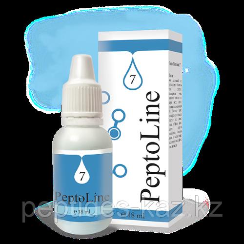 PeptoLine 7 для женской мочеполовой системы, пептидный комплекс 18 мл