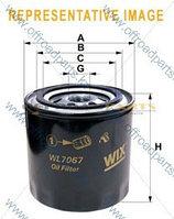 Фильтр системы охлаждения WIX 24073