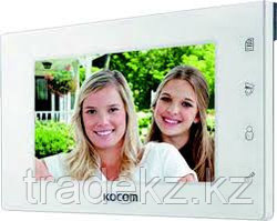 Монитор домофона цветной Kocom KCV-504 (W) Mirror Kocom