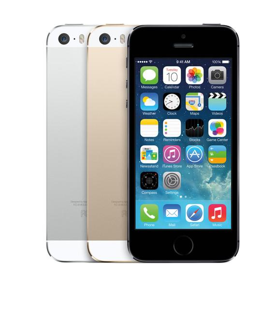 Ремонт iPhone 5, 5s