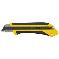 Нож выдвижным лезвием, двухкомпонентный корпус, 25 мм, AUTOLOCK, OLFA