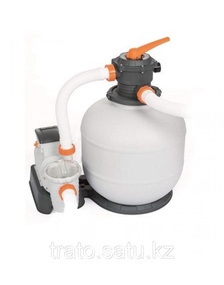 Песочный фильтр-насос, 3785 л/ч, Bestway