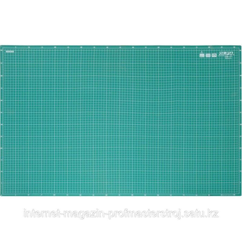 Коврик непрорезаемый, формат А1, толщина 2мм, OLFA