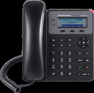 Grandstream GXP1610 (без POE) - IP телефон. 1 SIP аккаунт, 2 линии