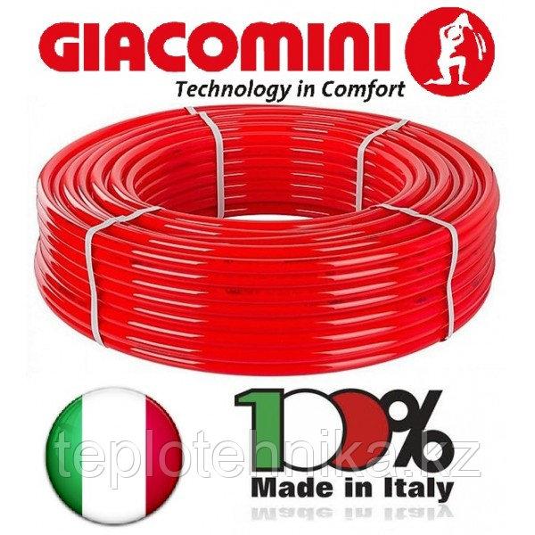 Трубы из сшитого полиэтилена 16 Giacomini (для теплых полов)