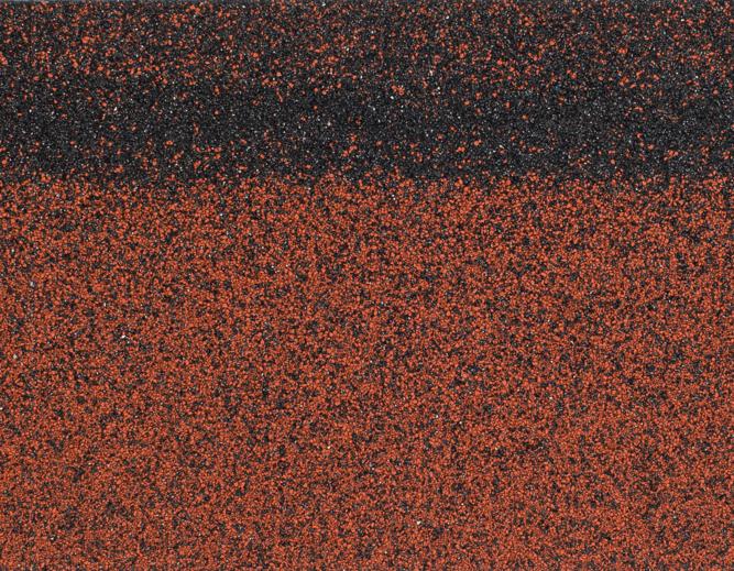 Коньки-карнизы SHINGLAS (Шинглас), 5 м2, Красный микс