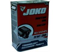 Моторное масло JOKO 5W-30 SN/CF 4литра