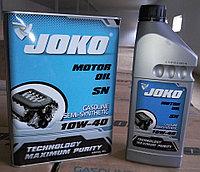 Моторное масло SN JOKO 10W-40 1 литр
