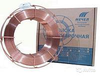 Проволока сварочная СВ08Г2С диам. 2,0 омед. (18 кг. катушка)