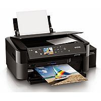 Принтер  цветной Epson L805 фабрика печати, Wi-Fi, фото 1