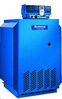 Напольные газовые чугунне отопительные котлы. Мощностью от 38 до 55 кВт.