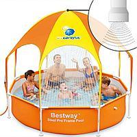 Каркасный бассейн Bestway 56432 Splash in Shade 244 x 51 см