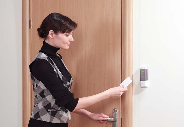Организация контроля доступа в офисе