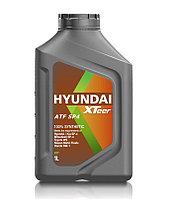 Трансмиссионное масло Hyundai XTeer ATF SP4 1 литр