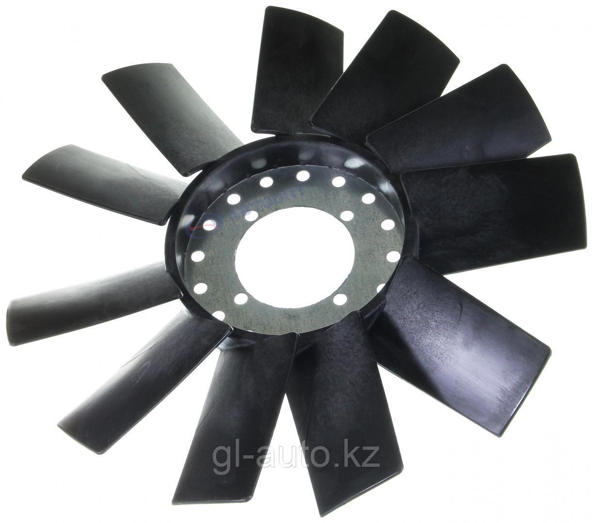 Крыльчатка двигателя Газель-Бизнес/NEXT дв. Cummins (под муфту)