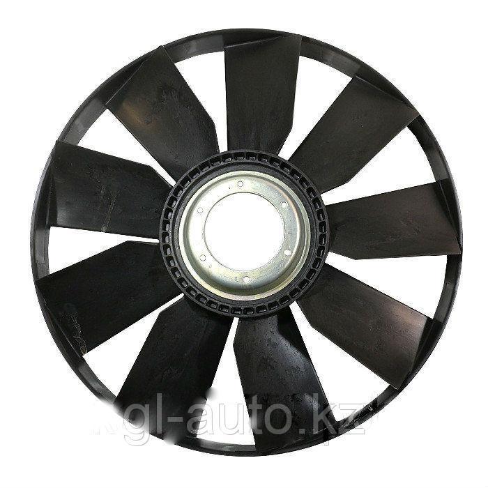Крыльчатка  вентилятора   ф704   Камаз с двиг,740.51  740.50 с 2007г