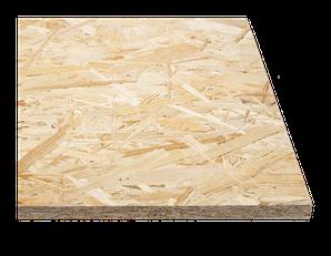 Плита OSB 15 ( 2440 *1220 ), 2,98м2