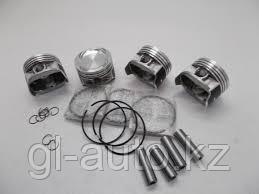 Комплект поршневой с кольцами 95,5 мм дв. покрытие molykote ЗМЗ-405ВЗ