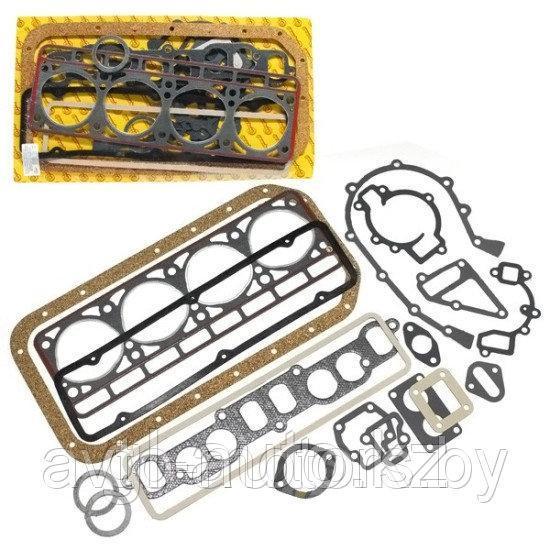 Прокладки для кап. ремонта двигателя Золотая серия (402,4021,4025,4026,4021, УАЗ) ВЗ