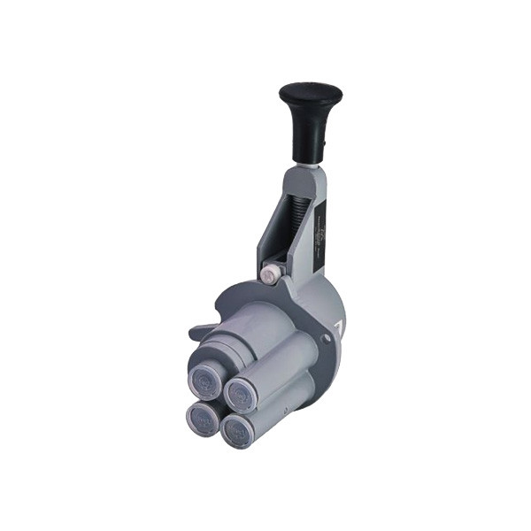 Кран ручного тормоза 4-х конт.(автокомпонент Плюс) 16-3537310