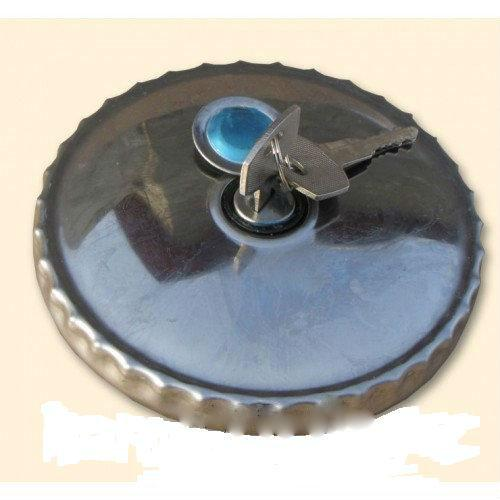 Крышка топливного бака полуобор.с ключом
