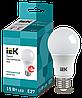Лампа светодиодная ECO A60 шар 15Вт 230В 4000К E27 IEK