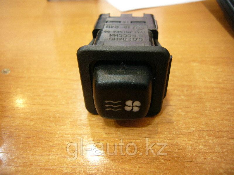Выключатель вентилятора отопителя Газель