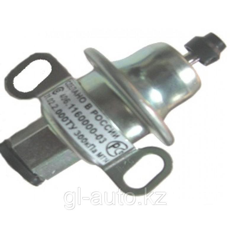Клапан редукционный топливный дв. 405,409, (на рампу форсунок) Газель