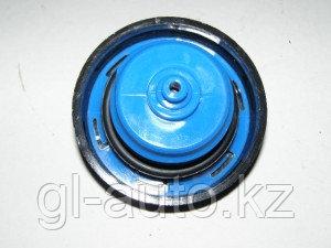 Крышка топливного бака Г-31105,3302 дв. ЗМЗ, УМЗ с предохр. клапаном синяя