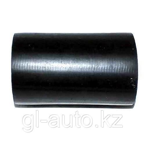 Патрубок  радиатора средний силикон