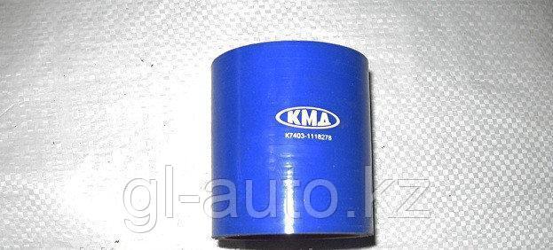 Патрубок турбокомпрессора (рукав 56*66)