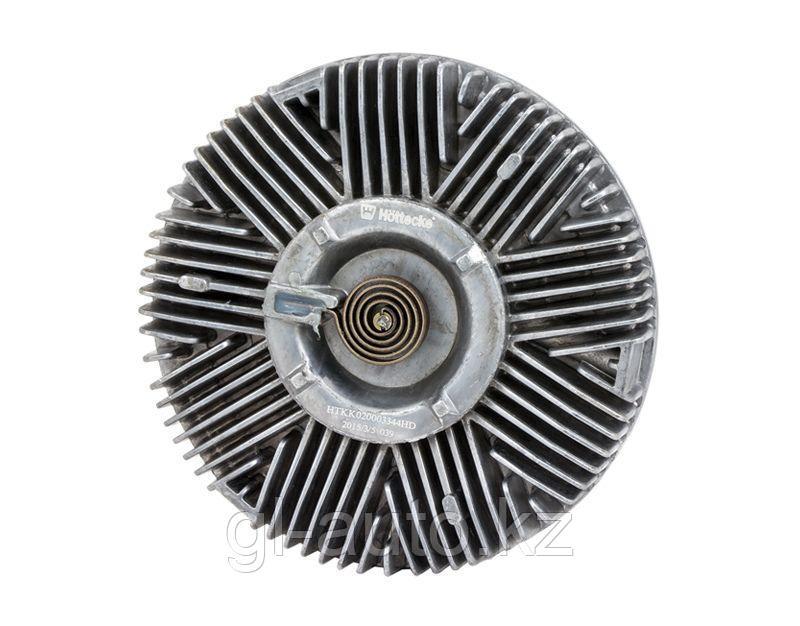 Муфта крыльчатки  вязкостная вентилятора Евро диам. 185