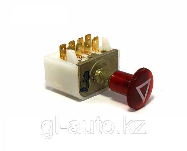 Кнопка аварийной сигнализации (выключатель)8 кон.