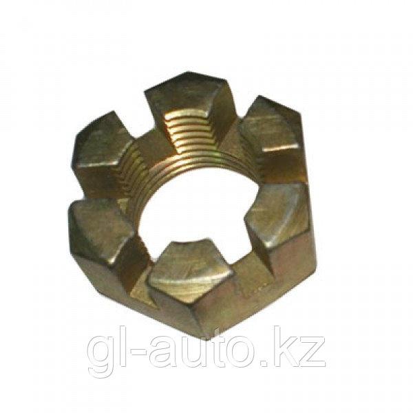 Гайка рулевого пальца  М24 х 1,5-6Н