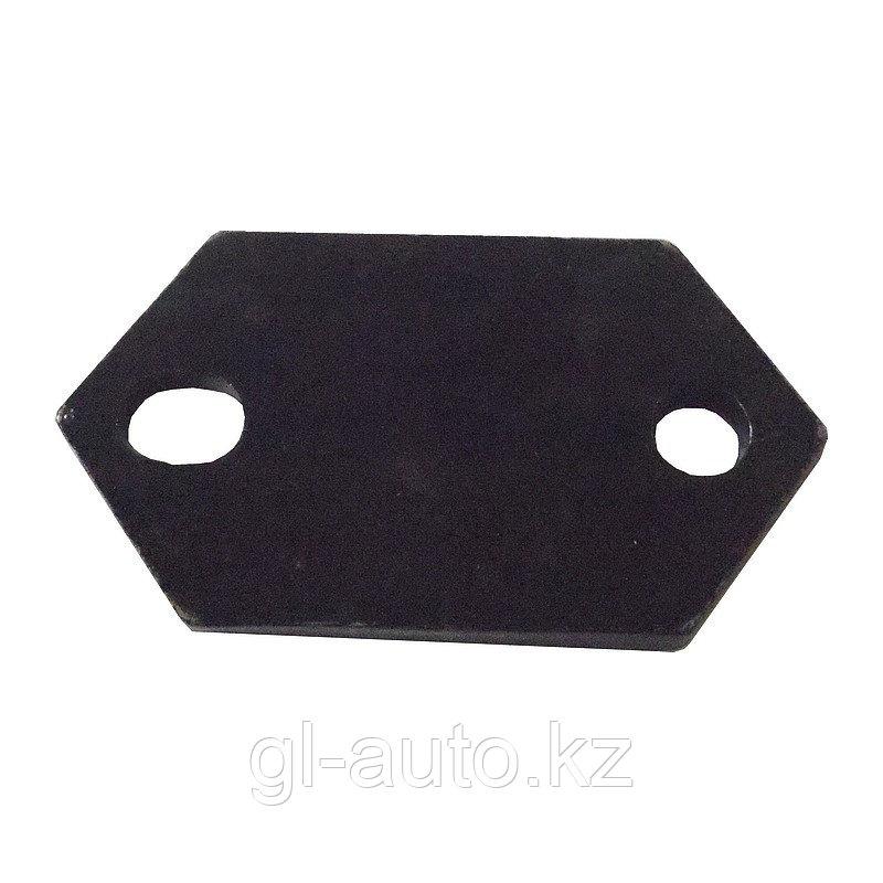 Пластина сремянки кузова Г-3302, 53