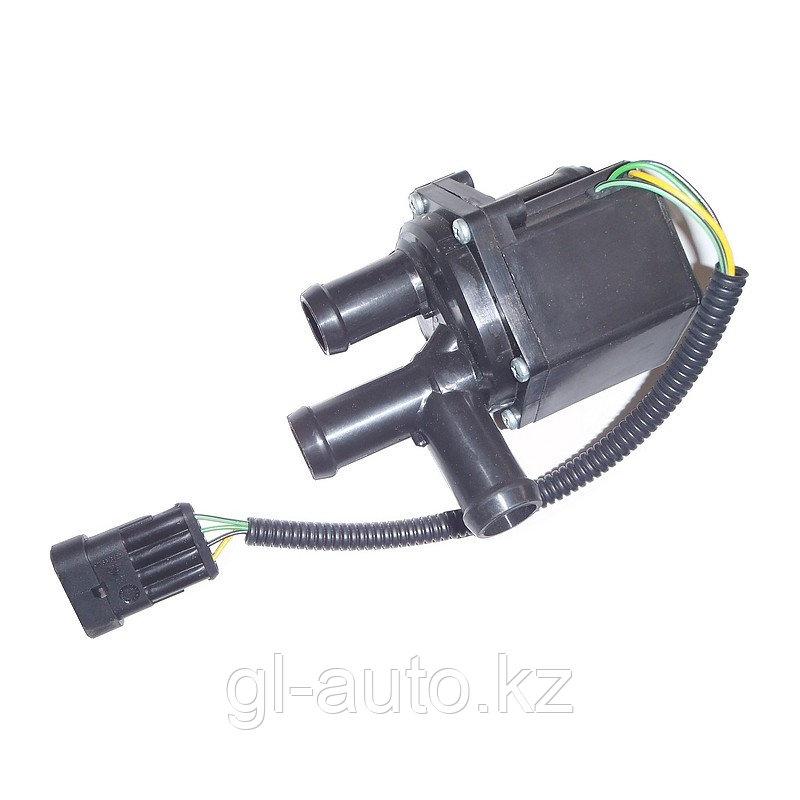 Кран управления отопителем с электроприводом для а/м газ ВЗ