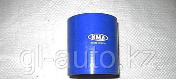 Патрубок турбокомпрессора  ТКР 7Н-1(рукав 56*69) силикон