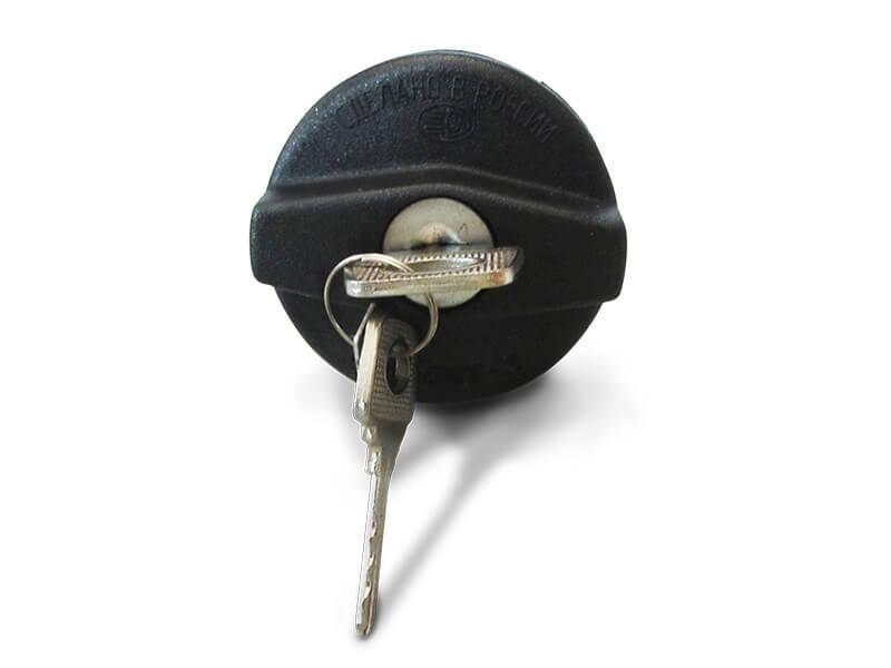 Пробка топливного бака Г - 3302 н/о, ВАз-2108 с ключом