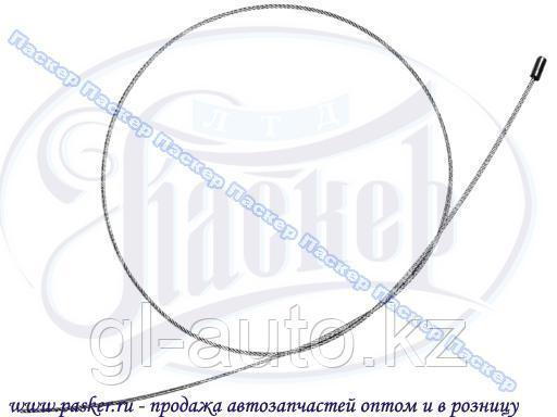 Трос акселератора ГАЗель дв. ЗМЗ-402, 406 с наконечником ВЗ