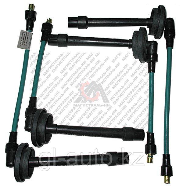 Комплект высоковольтных проводов с наконечниками змз-406 ВЗ