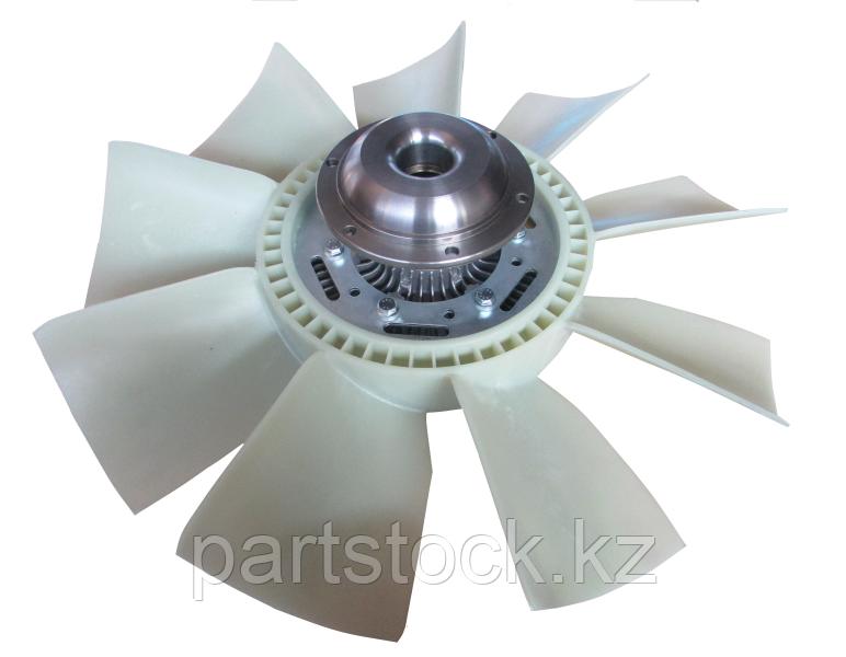 Гидромуфта (вискомуфта), с вентилятором   на / для MERCEDES, МЕРСЕДЕС, 2521, FAN MARKET FM101