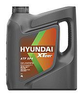 Трансмиссионное масло Hyundai XTeer ATF SP4 4 литра