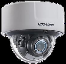 DS-2CD7146G0-IZS - 4MP Уличная высокочувствительная купольная варифокальная антивандальная IP-камера с ИК-подсветкой и поддержкой Аудио/Тревоги.