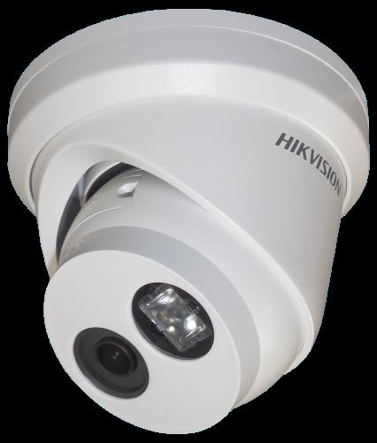 DS-2CD2325FWD-I - 2MP Уличная купольная высокочувствительная IP-камера с EXIR*-ИК-подсветкой.