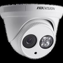 DS-2CD2342WD-I - 4MP Уличная купольная IP-камера с EXIR*-ИК-подсветкой.