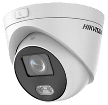 DS-2CD2347G3E-L - 4MP Уличная купольная IP-камера с технологией ColorVu* (круглосуточным цветовым
